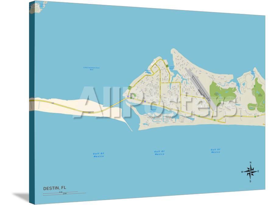 Political Map of Destin, FL on sarasota map, usa map, weston florida map, tampa map, panama city beach, palm coast florida map, myrtle beach florida map, st. augustine, key west, okaloosa county, spring hill florida map, miramar beach, vero beach florida map, melbourne florida map, stuart florida map, panama city, fort walton beach, florida panhandle map, pensacola beach, miramar beach florida map, gulf shores, florida state map, st. petersburg florida map, watersound florida map, clearwater florida on a map, daytona beach map, eglin air force base, crestview florida map, perdido key map, florida panhandle, miami florida map,