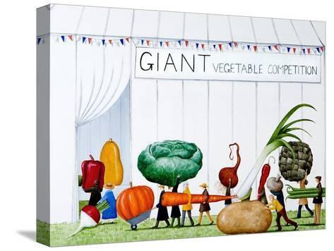 Size Matters, 2012-13 Pingotettu canvasvedos