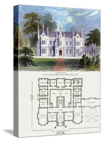 Tudor Manor House Henry Viii Prints Richard Brown Allposters Com