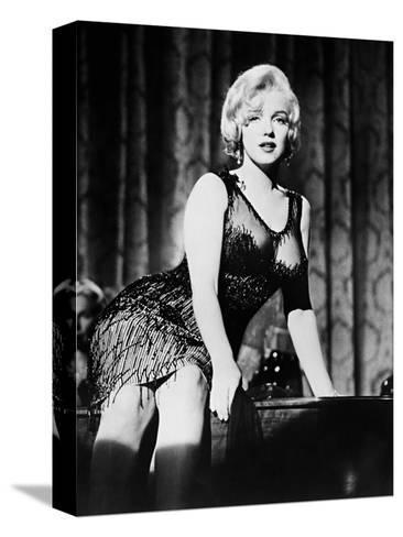 Some Like it Hot, 1959 Impressão em tela esticada