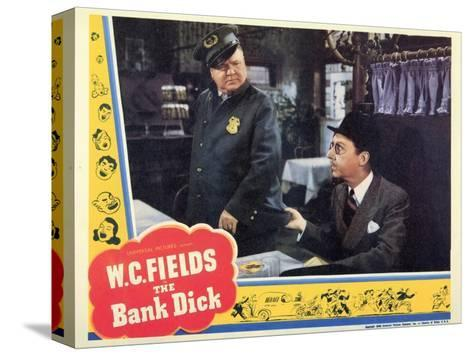The Bank Dick, 1940 Stampa su tela