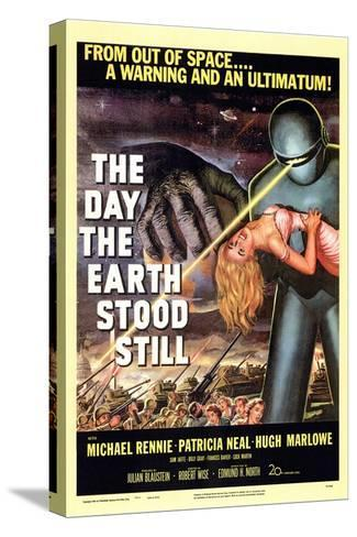 The Day The Earth Stood Still, 1951 Stretched Canvas Print