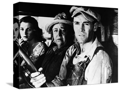 The Grapes of Wrath, 1940 Stretched Canvas Print