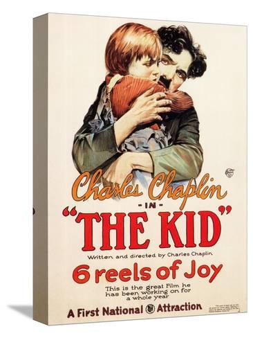 The Kid, 1921 Stretched Canvas Print