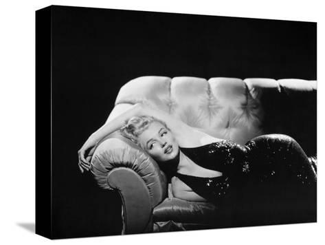 The Prince and the Showgirl, 1957 Stretched Canvas Print