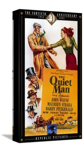 The Quiet Man, 1952 Stretched Canvas Print