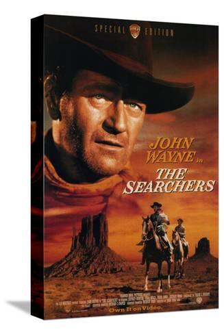 The Searchers, 1956 Stretched Canvas Print