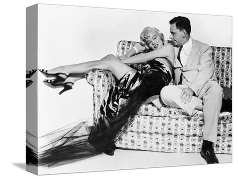 The Seven Year Itch, 1955 Stretched Canvas Print