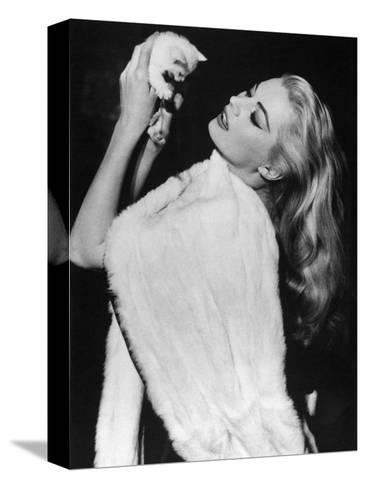 The Sweet Life, 1960 (La Dolce Vita) Stretched Canvas Print