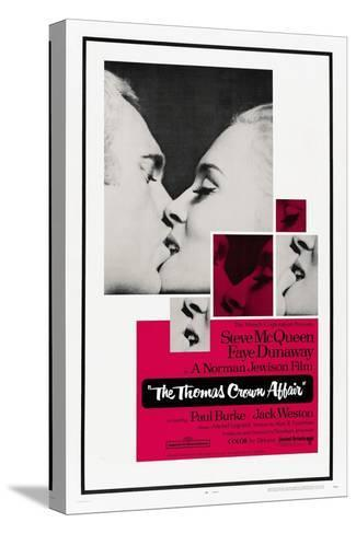 The Thomas Crown Affair,1968 Stretched Canvas Print