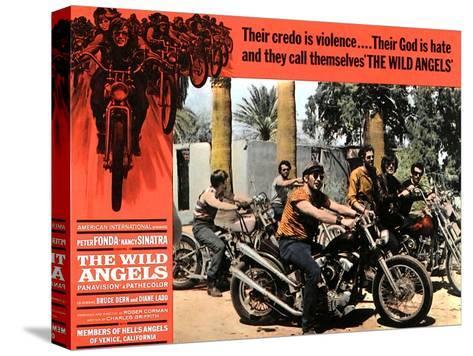 The Wild Angels, Peter Fonda, 1966 Sträckt kanvastryck