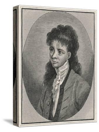 Thomas Chatterton portrait