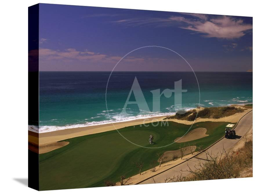 El Dorado Golf Course Cabo San Lucas Mexico Photographic Print Walter Bibikow Allposters Com