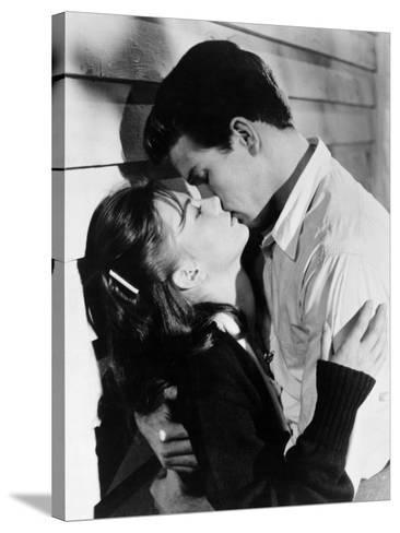 Warren Beatty; Natalie Wood.