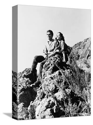 Wuthering Heights, 1939 Stretched Canvas Print