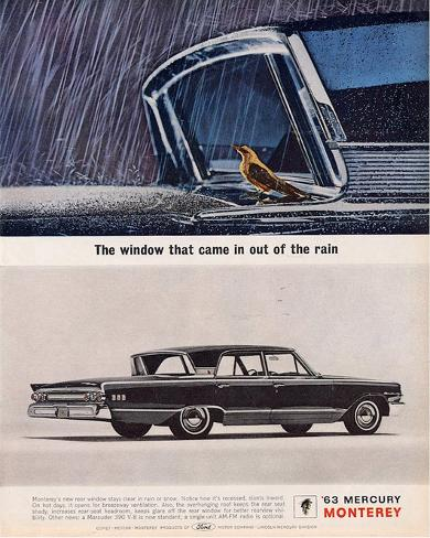 1963 mercury out of the rain art at allposters 1970 Mercury Montclair