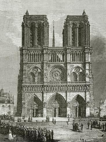 Resultado de imagen para Eugène Viollet-le-Duc notre dame