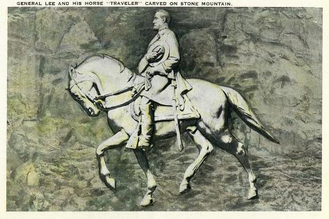 Image result for Robert E Lee on Traveler pic