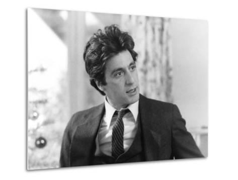 Al Pacino - ...And Justice for All. Metal Print