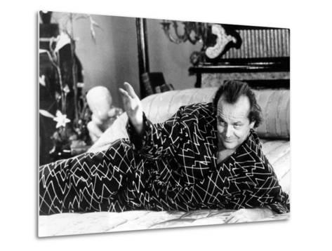 Jack Nicholson - The Witches of Eastwick Metal Print