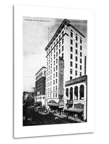 Tennessee Theater, Knoxville Metal Print
