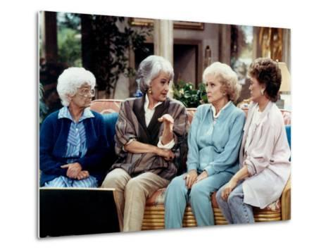 The Golden Girls Metal Print