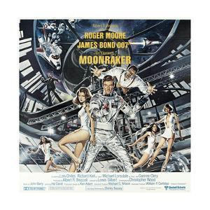 007, James Bond: Moonraker [1979] (Moonraker), Directed by Lewis Gilbert.