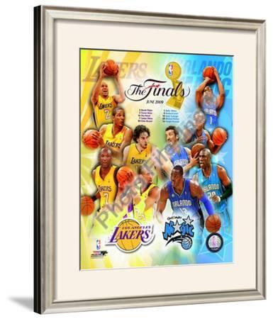 '09 NBA Finals Match Up - Lakers / Magic