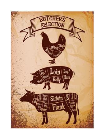 Butchers Selection by 111chemodan111