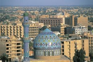 14th of Ramadan Mosque, Baghdad, Iraq