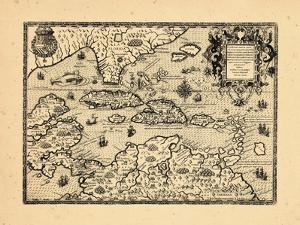 1594, West Indies