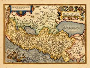 1598, Israel, Jordania, Palestinian Territories