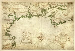 1607, Nova Scotia, Maine, Massachusetts, New Hampshire, North America, Cape Cod to Nova Scotia
