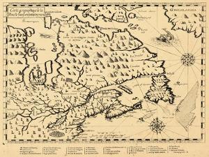 1613, Ontario, Nova Scotia, Newfoundland and Labrador, New Brunswick, Quebec, Prince Edward Island