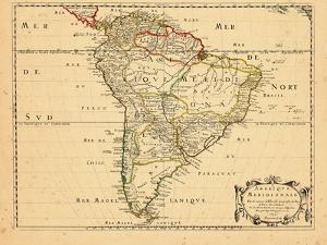 1650, South America