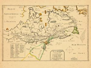 1653, Canada, Florida, Virginia