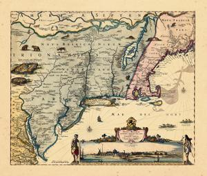 1656, Massachusetts, New York, Nova Scotia, Virginia