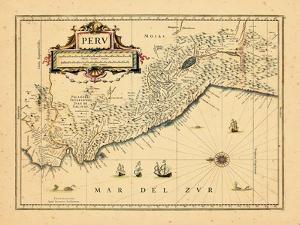 1658, Peru