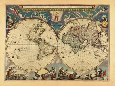 1662, World