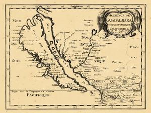 1676, California, Mexico
