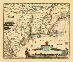 1684, Connecticut, Maine, Massachusetts, New Hampshire, New Jersey, New York, Rhode Island, Vermont
