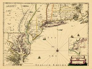 1690, New England, Connecticut, Maine, Massachusetts, New Hampshire, New Jersey, New York