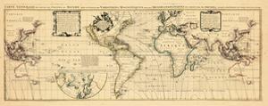 1710, World