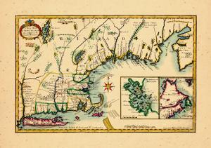 1720, New England, Connecticut, Maine, Massachusetts, New Hampshire, Rhode Island, Vermont