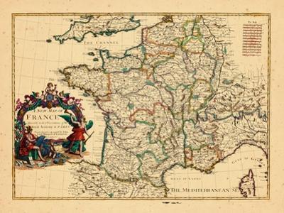 1721, France