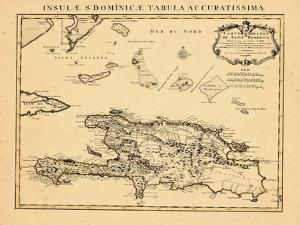 1722, Dominican Republic
