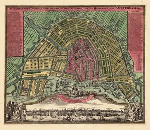 1727, Netherlands, Europe, Amsterdam