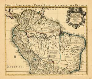 1730, Brazil, South America