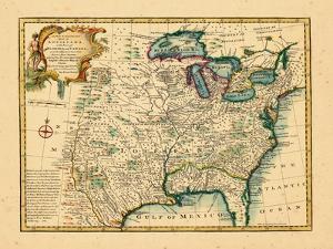 1747, United States, Louisiana, Florida and Canada