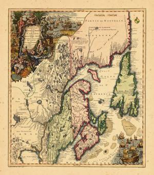 1750, Canada
